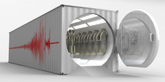 Survival Rooms Concept by Phil Pauley- self-sufficient emergency life support systems