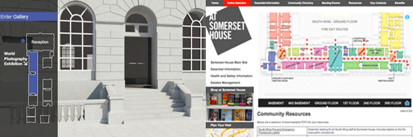 Somerset House tenant induction programme